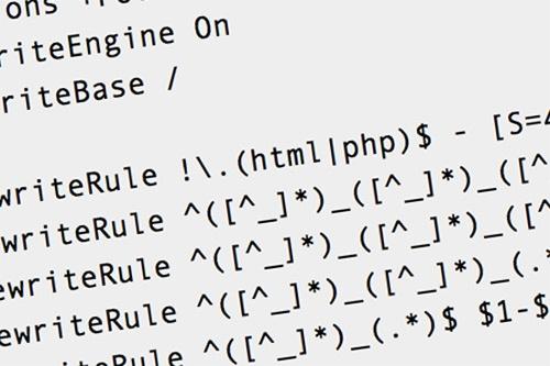 Изменение фрагмента URL в  .htaccess